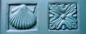Porta da Igresia de Santiago (Ribadavia)